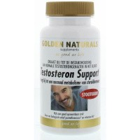 Golden Naturals Testosteron support