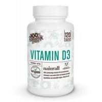 Naturall Vitamine D3 1000IU vegan
