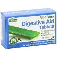 Optima Aloe pura aloe vera digestive aid tabletten