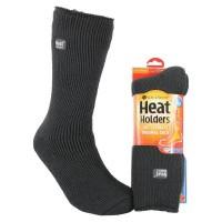 Heat Holders Mens original socks 6-11 charcoal