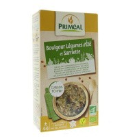 Primeal Boulgour graan zomerse groente