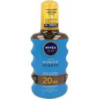 Nivea Sun protect & bronze olie spray SPF20