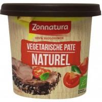 Zonnatura Pate vegetarisch naturel