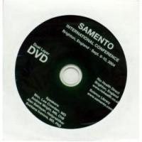 Nutramedix Samento congres Brighton DVD