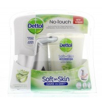Dettol No touch aloe vera dispenser