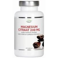 Nutrivian Magnesium citraat 200 mg