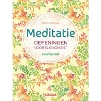 Deltas Meditatie oefening kaartenset