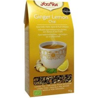 Yogi Tea Ginger lemon chai