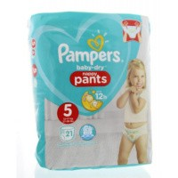 Pampers Baby dry junior S5 pants