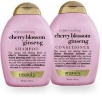 OGX Rejuvenating cherry blossom ginseng conditioner