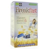 Joannusmolen Breakfast havermout blauwe bes