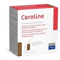 Pileje Ceroline sticks chocolade