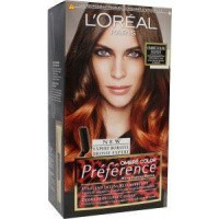 Loreal Preference ombre copper 7.4