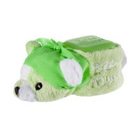 Alphanova Baby Baby bobo green bear cooling