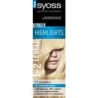 Syoss Color Blond Highlights H3 blondspray haarverf