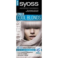 Syoss Color Cool Blonds 10-55 ultra platinum blond