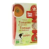 Lima Soep tomaten met boekweit