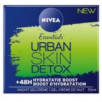 Nivea Essentials nachtcreme urban skin