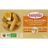 Babybio Babykoekjes boudoir vanaf 10 maanden