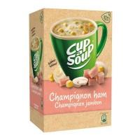 Cup a Soup Champignon & ham