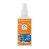 Alphanova Sun Sun spray SPF50 kids bio