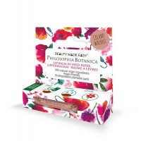Beauty Made Easy Lipbalm philosophia botanica creamy walnut