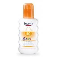 Eucerin Sun kids sensitive protect spray SPF 50+