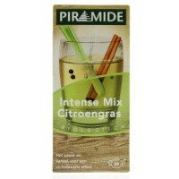 Piramide Intense mix citroengras thee