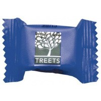 Treets Aqua & fresh mint bath cubes