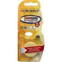 Monte Bianco Flosdraad pure zijde bijenwas 50 meter