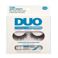 DUO Kunstwimpers professional eyelash kit 12