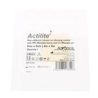 Advancis Actilite manuka non adh. netverband viscose 5 x 5