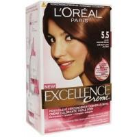 Loreal Excellence 5.5 licht mahoniebruin