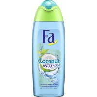 FA Douchegel coconut water