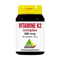 SNP Vitamine K2 complex 800 mcg