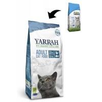 Yarrah Kat droogvoer met vis