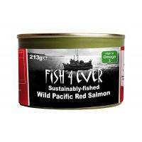 Fish 4 Ever Rode zalm