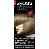 Syoss Color baseline 7-6 middenblond haarverf