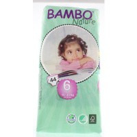 Bambo Babyluier XL 6 16 - 30 kg