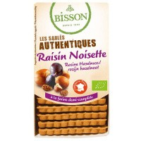 Bisson Biscuits hazelnoot rozijn