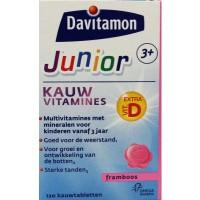 Davitamon Junior 3+ framboos