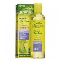 Optima Australian tea tree cleansing shampoo