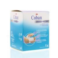 3M Coban zelfklevende zwachtel wit 4.5 m x 7.5 cm