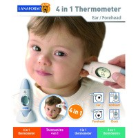 Lanaform Thermometer 4 in 1