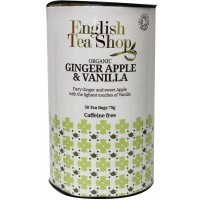 English Tea Shop Ginger vanilla apple paper can