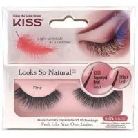 Kiss Looks so natural lash flirty
