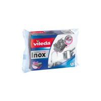 Vileda Schuurspons inox clean & shine