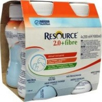 Resource 2-0 Fibre neutral 200 gram