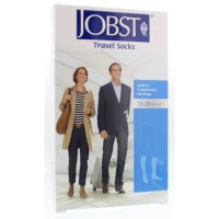 Jobst Travel socks zwart maat 3 (41-42)