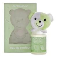 Alphanova Baby Parfum unisex groen